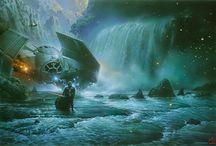 Star Wars  / by Jordan DeVol