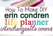 Erin Condren inspiration