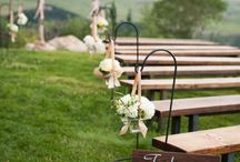 Country Meadows Inspiration / The Country Meadows location offers views so great, decor is almost unnecessary. However, who doesn't like a little extra pizzazz. Get inspired here