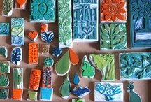 Hand Carved Stamps / by Kristen Barber
