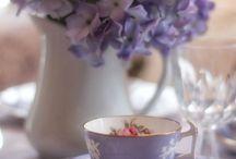 Tea Cups  / by Diana Vojtasek