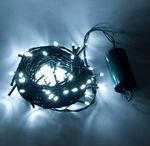 Solárne vianočné osvetlenie / Neplaťte za elektrinu viac ako musíte - solárny zdroj = nulové náklady na prevádzku
