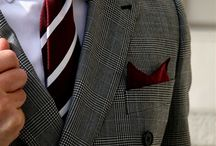 Every girl's crazy 'bout a sharp dressed man... / by The Literary Butterfly