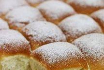 rogaliki buleczki ciasteczla chleb