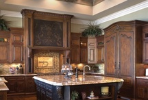 Inside design and home spaces  / by Kelley Gillette