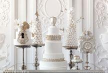 White Wedding / Timeless white weddings ::  Simply chic to breathtaking elegance ...