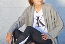 """Athleisure-Look / Vom Sport inspiriert: """"Athleisure"""" beweist als aktueller Modetrend der Saison Herbst/Winter 2016, wie modisch Funktionsmaterialien und sportive Silhouetten aussehen können. Die Active Wear lässt sich von früh bis spät tragen und überzeugt mit unkomplizierter Optik. ► http://bit.ly/KONEN-Athleisure-Damen-FS17"""