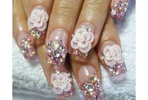 Pretty nails / by Pynner Stanley