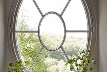 finestre ovali