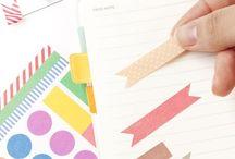 Stationery - Paper Goods / Cards, letter sets, notepads, paper flags, envelopes, etc.