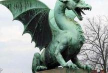 Appreciate A Dragon Day 1/16 / by Caryn Good