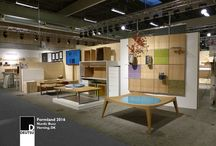 DEUTSU Nordic Buzz 2016 / during Formland Spring 2016 DEUTSU showed a selection of their new furniture collection