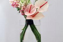 Flower arrangements - ανθοσυνθέσεις