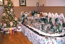 Christmas Village Wonderlands / by Kristopher Godby