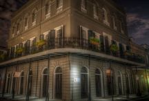 Haunted New Orleans / Photographs of New Orleans, one of America's most haunted cities!