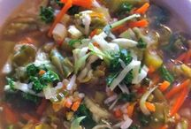 Gluten Free, Dairy Free Soups / We LOVE making creamy and rich gluten-free soup without using any milk products. See our recipes to learn new dairy-free soup cooking tips.