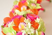 wedding bouquet and flowers. / by Brittni Steineke