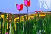 Munro landscape paintings