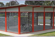 Bike Sheds and Bicycle Shelters