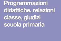 programmazione e relazioni