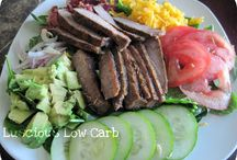 Low Carb / by Lisa Highfield