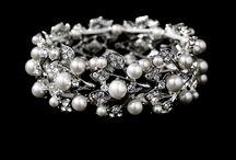 Bridal Bracelets / Bridal bracelets for the elegant bride and her bridal party.