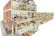 Architektura 1705-1792