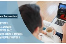 Online Video Preparation / If you need to ace your next job interview, let us help. We will prepare you to answer the toughest interview questions and help you to improve your chances of getting the job you really want.  Here's how we can help……  Practice anytime using our expert sample interview questions and answers Gain 24/7 access to our job preparation video Receive expert advice through our one-on-one coaching sessions