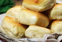 Bread, breadsticks, Rolls / Yummy rolls and breads / by Bhavna Martinos