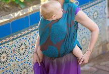 Diva Essenza Libellula / Babywearing in baby wrap: beautiful, feminine, fashionable!
