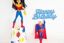*Superhero Party*