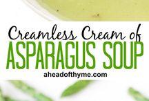 Recipes - Asparagus