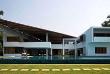 Residential Modern Mid Asia