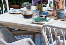 How to style your outdoor entertaining area