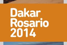 Dakar Rosario 2014 / La competición de Rally más exigente y famosa del mundo, tendrá como sede de su largada a la ciudad de Rosario. Del 30 de diciembre al 5 de enero, múltiples propuestas animarán la largada del Dakar 2014 que pasará por ocho provincias y tres países.