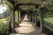 Italian Garden at Maymont