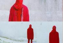 hide your face: fashion