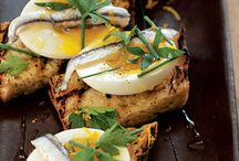 EGGS and more / Food