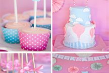 Hot Air Balloon Party / by Charming Touch Parties