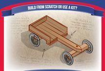 DIY SOAP BOX CARS