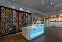 Balie voor Amersfoort Art Galerie