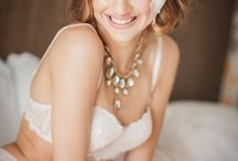 Bridal Boudoir / Inspiration for a boudoir photo shoot.