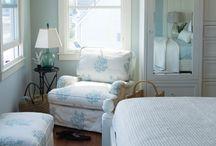 sypialnia blue