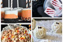 halloween / halloween koristeita, halloween pukuja, halloween ruokia ja leivoksia