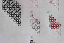 Art: Zentangle Pattern