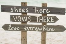 Beach Wedding Inspiration / A collection of inspirational ideas for creating your ideal beach wedding, particularly in our beautiful Turks & Caicos Islands. Please only pin images directly related to beach weddings. Just ask for an invite...