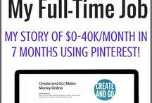 Social Media Marketing | Hacks & Tips / Pinterest marketing and other social media hacks, tips & tricks