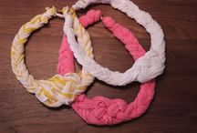 textil biju, scarfs
