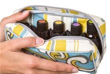 Essential Oil Carry Bag
