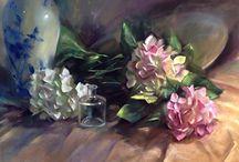 Pastel: Mary Aslin